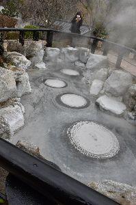 私の秘密 「湯~園地」7月に実現 別府市 ネットで注目、1000万円調達     大分県別府市で遊べる温泉都市