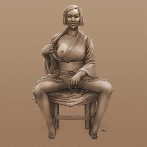 世界中が韓国は嫌な国 結構有名な写真だったらしいんですが初めて見られる方の為に。 お題は「売春婦」だそうです。