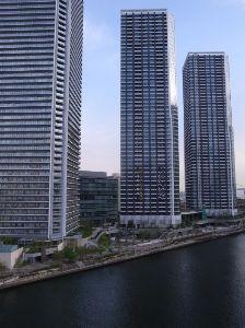 3289 - 東急不動産ホールディングス(株) 「東京・晴海 水辺の暮らしを楽しむ」というblogに「東急コミュニティーの管理は、大手だけに、やはり