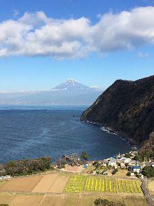 バイクで走ろう静岡県 もちろん寄りました(^^) 「煌めきの丘」