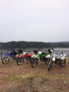 バイクで走ろう静岡県 皆さま こんばんは!  今日は、私の送別ツーリングでした。 なにより勝る餞別でした(^^)  ヨンレ