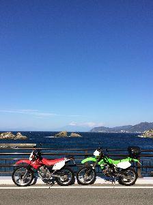バイクで走ろう静岡県 皆さま こんにちは!  トコトコの走り納めから 無事帰宅しました。 これにて、今年の出動は全て終了で