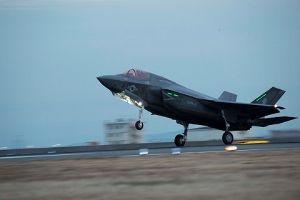 オスプレイ配備問題 昨日夕方、岩国基地(山口県)にアメリカ海兵隊の最新鋭ステルス戦闘機F-35Bが配備されました。 アメ