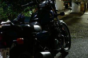 長崎発 バイク好き 車検完了しました。  急がなくて良いとは言っていましたが3週間かかりました。  車庫保管だったとはい
