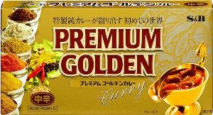 2805 - ヱスビー食品(株) プレミアムゴールデンカレー中辛           通常は300円近い値段で売ってるけど、特売で10