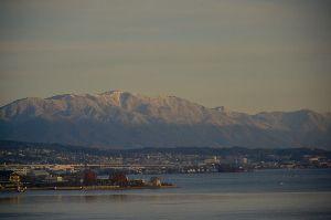 40代のページャー挑戦!! お友達の還暦祝いにお呼ばれして、 琵琶湖のあたりにいってきました。 写真は朝の琵琶湖。 綺麗でした!