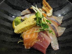 バイク好き「大人の遠足~」関西発 明石 みつぼし 海鮮丼