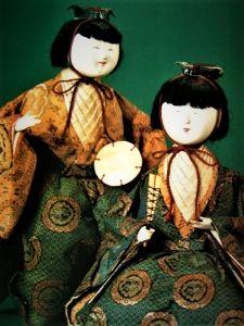 60歳になりました♪ 荒れた日が続きますが、お元気ですか?! この頃になると、お雛様(蔵、鎌倉国宝館)を思い出します。 我