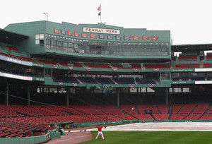 ボストン・レッドソックス 中止~(・・;)  【MLB】インディアンス王手の地区シリーズ第3戦は雨天順延に ISM 10月10