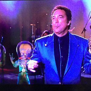 ドラマティック☆映画ちっく人生!! >トム・ジョーンズを聴きに行く予定だったのですか?  そうなんです。 今年ラスベガスまでショーを観に