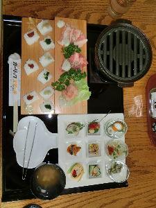 失恋記念日。。 昨日、田子町の「ガリステごはん」を食べてきました。 子供達には、ニンニク臭い・・と嫌われましたが((