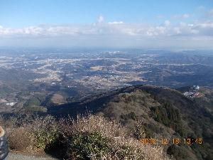 ライコ番外編ツーリング 12月18日 ひらりさんと筑波サーキットから筑波山山頂に行って来ました。帰りにB-KINGのヘッドラ