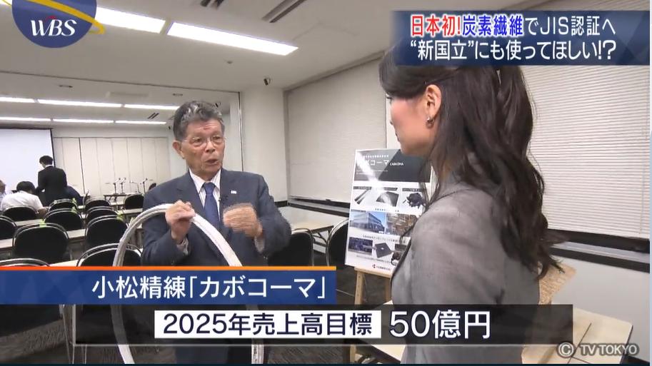 小松 マテーレ 株価