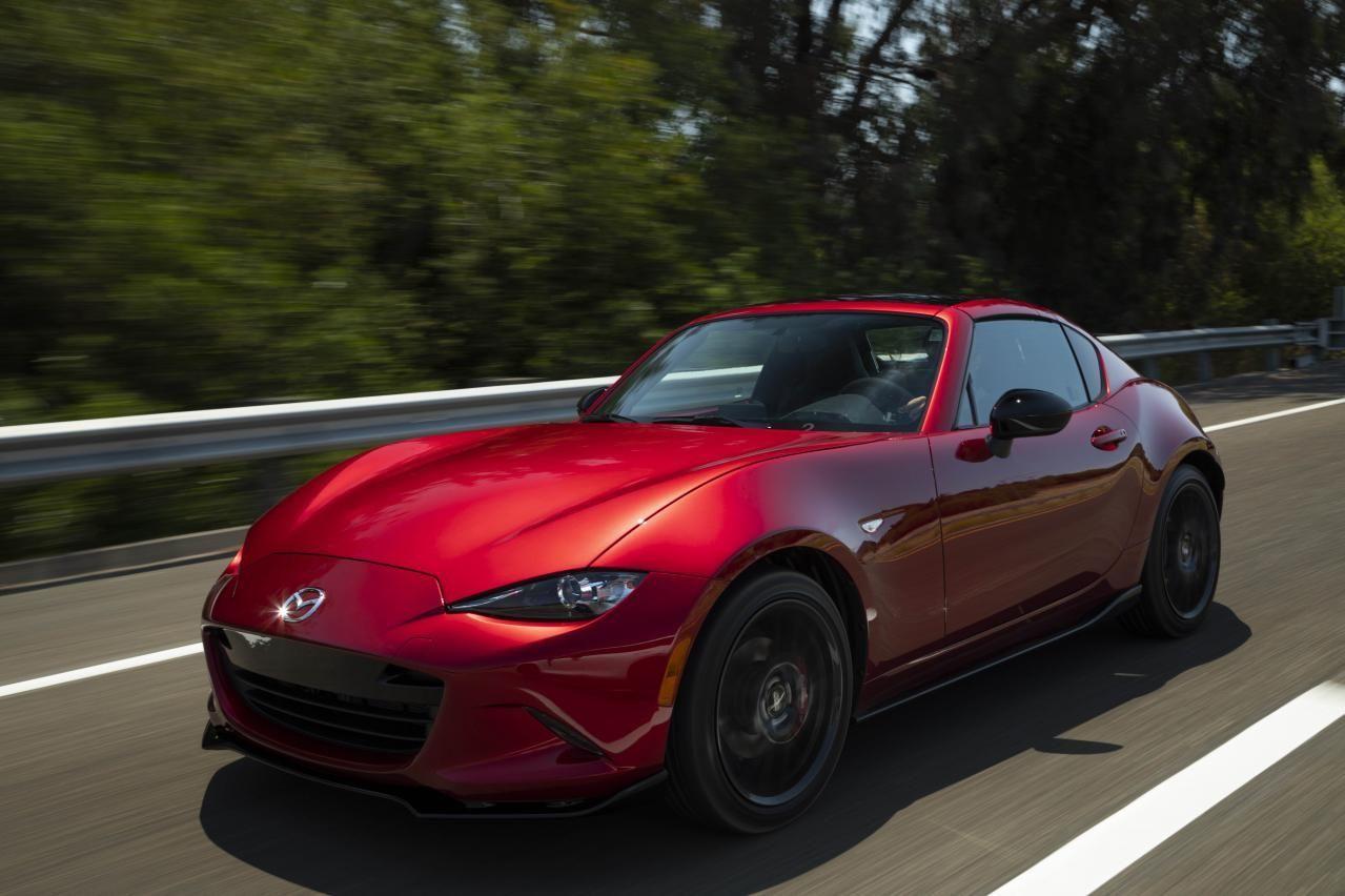 7261 - マツダ(株) マツダ、米自動車ブランドランキングで初の首位…『コンシューマーレポート』調査 2021