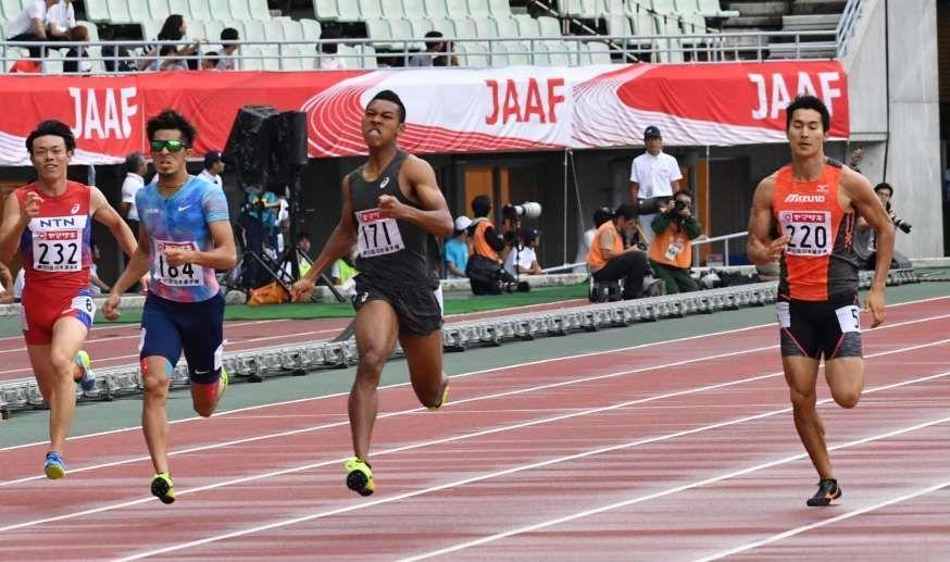 島津惟新義弘公 日本中を、歓喜の坩堝に巻き込んだ「リオ五輪400メートル・リレー」の銀メダリスト4人組が、悉く新生1