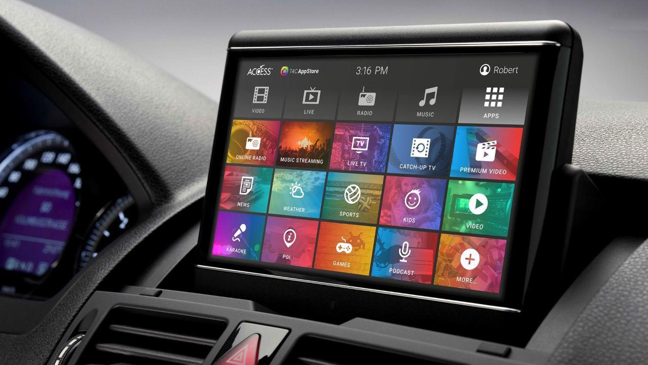4813 - (株)ACCESS 車載向けアプリストア「ACCESS Twine™ for Car App Store」を