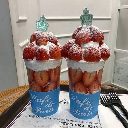 お桃の巣窟 韓国で大人気のNo.1カフェ 「カフェドパリ」が遂に日本初上陸。  六本木ヒルズにオープンするそうで