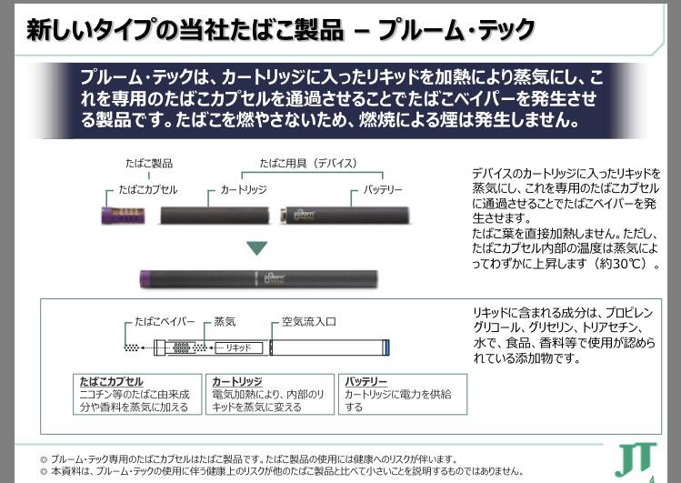 2914 - JT 電子タバコは、これから世界的に販路拡大して いきそうっすね。