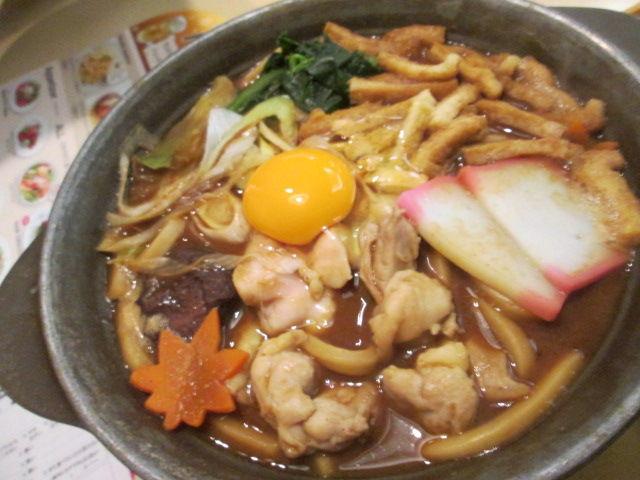 3197 - (株)すかいらーくホールディングス 連日の冷たい雨が降ります東京です。 優待を使いジョナサンで「煮込みうどん」を食べてきました。 これか