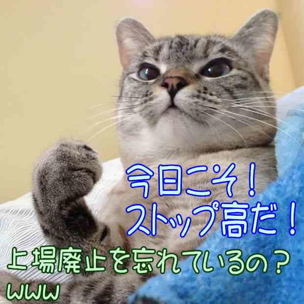 6628 - オンキヨーホームエンターテイメント(株) ♪水も滴るいい男、水曜日です♪ おはようございます。 中傷、非難は俺のためにあるんだぜ! 糞株浪漫に