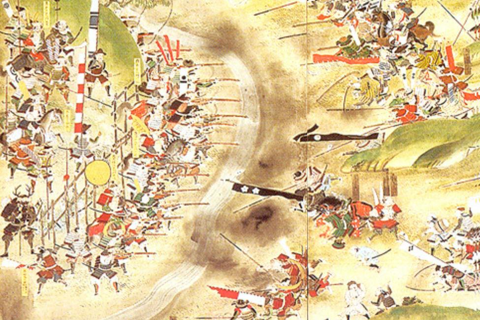 3753 - (株)フライトホールディングス 前場は2030上からド~~ン! 「長篠の戦」 買い方さんが突撃してきたら 織田 徳川連合軍で一斉発射