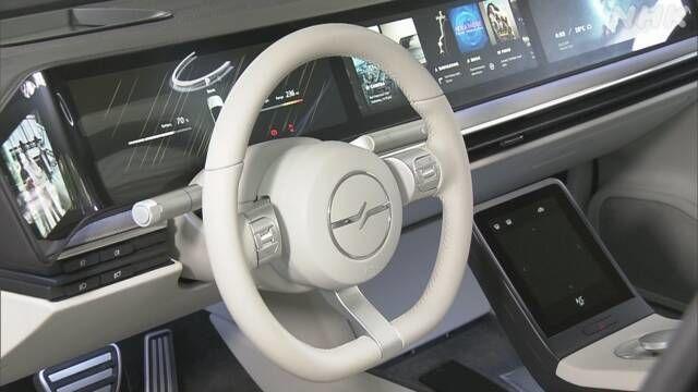 投資全般 ソニー 開発中の電気自動車 走行の様子を初めて披露 2020年7月28日 4時53分  ソニーは、セ