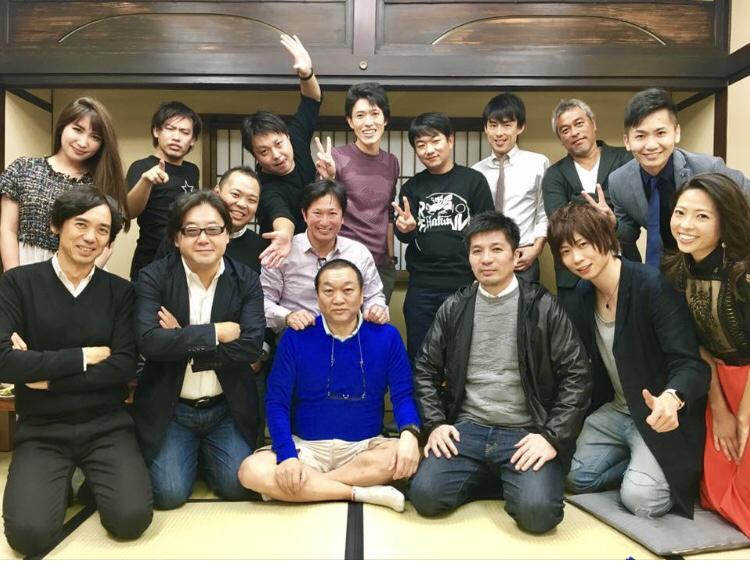 3932 - (株)アカツキ 横浜で エンタメ施設とゆうと このメンバーとの絡みもでてきそうですね。