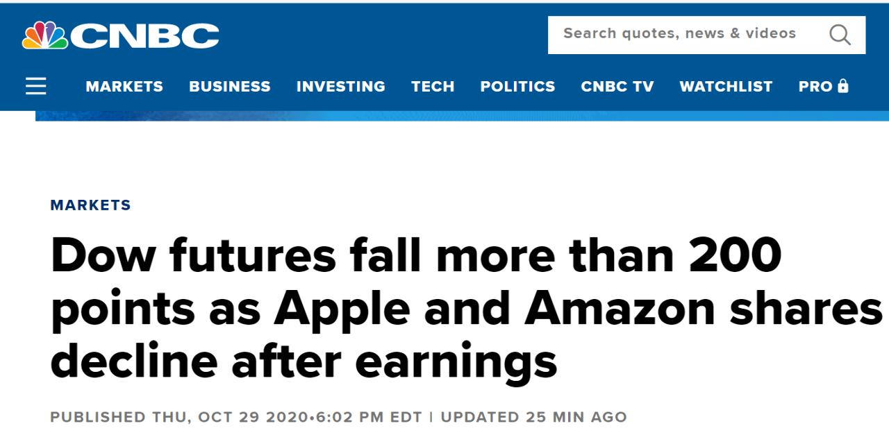 1357 - (NEXT FUNDS) 日経ダブルインバース上場投信 アメリカのダウ先物は時間外で220ポイント下げたそう。  アップルが時間外に決算発表し、アイフォン売