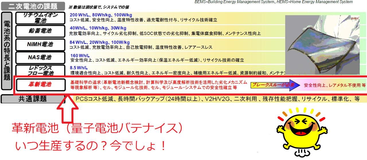 6871 - (株)日本マイクロニクス 四季報情報ありがとうございます>< もうすぐ革新電池の生産が始まるのかな?ワクワク