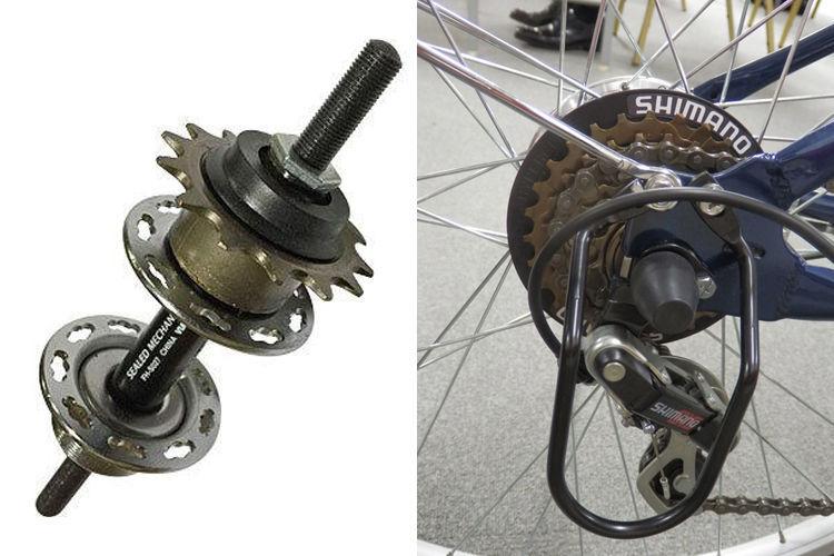 7309 - (株)シマノ >シェア用自転車にシマノのコンポなんか入らないだろ  リースして不特定多数の人が使う物は堅牢さと信頼