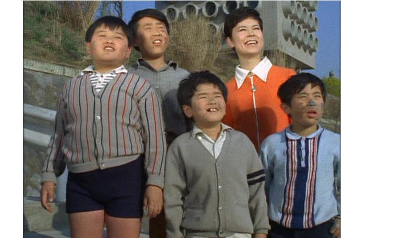 九重佑三子の初代「コメットさん」 「せたがや映画散歩」参加しました! 先週日曜日、せたがや映画散歩参加させていただきました。 アットホ