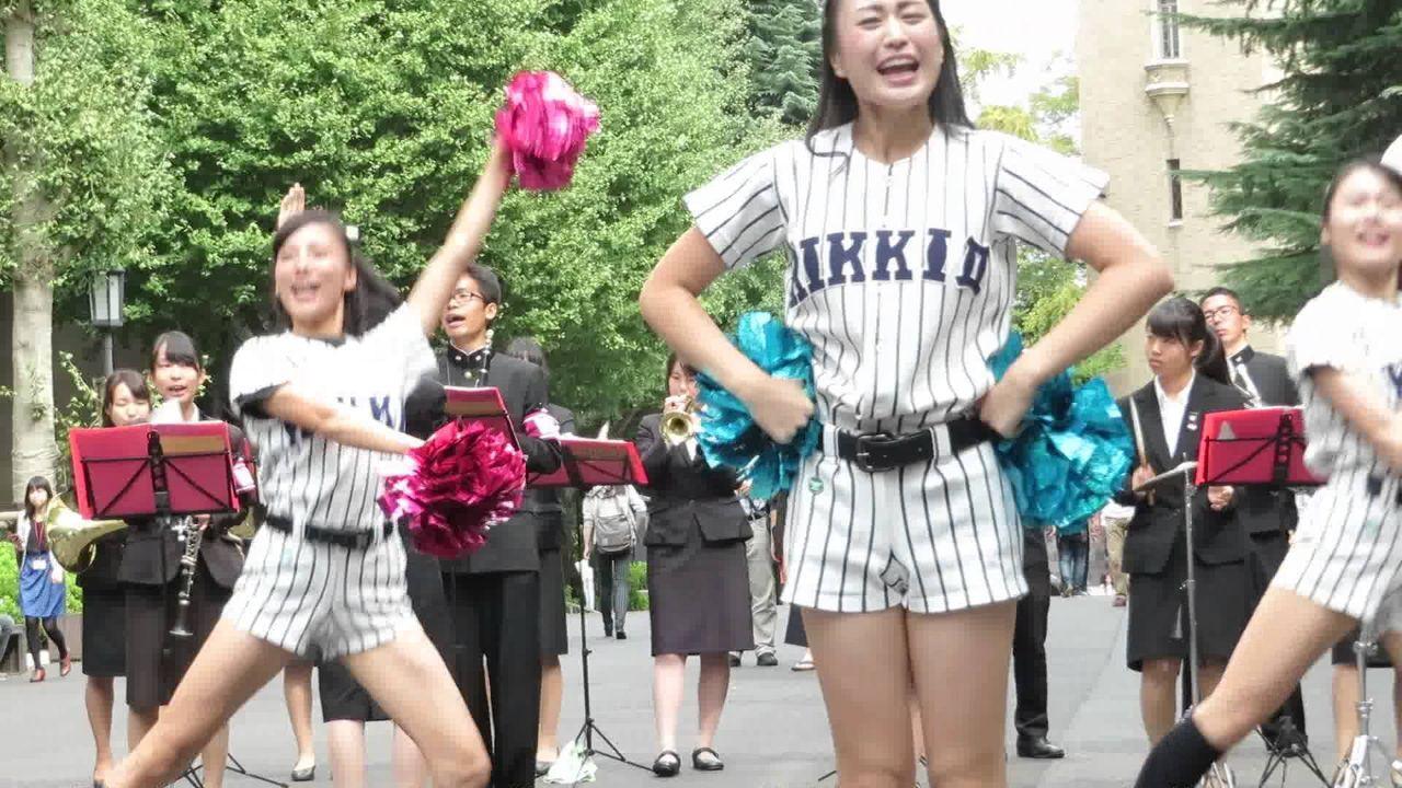 ステルスぱぱ~ パンパンデモ → デモンステレーション