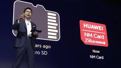 6502 - (株)東芝 Huawei can no longer use microSD cards in smartpho