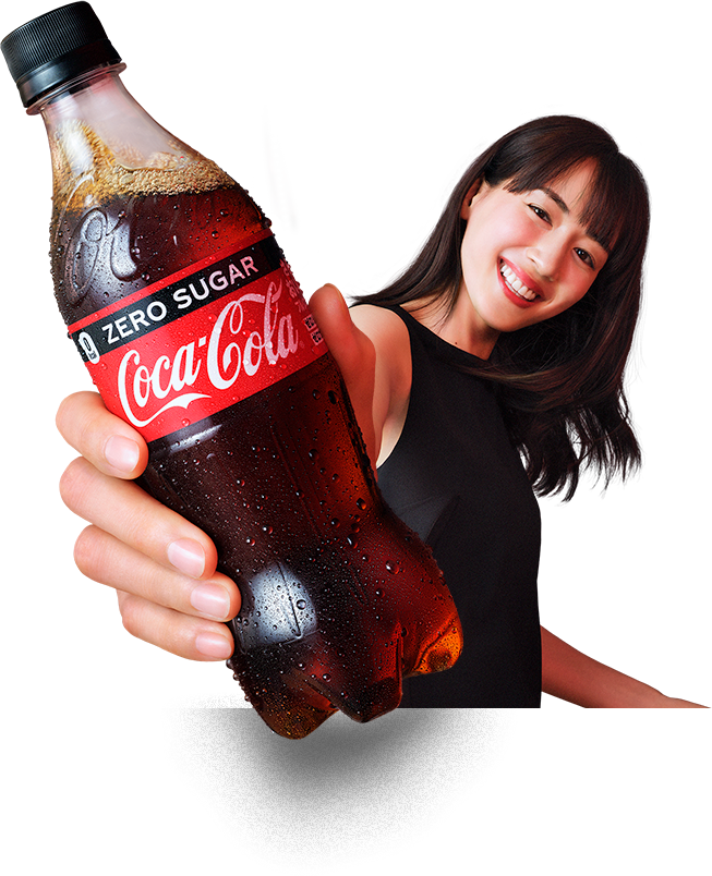 MCD - マクドナルド I'm fine today, Coca-Cola is good.