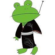 6307 - サンセイ(株) こうなりゃ、カエルになって うっとうしい梅雨時期を過ごすんだわさ!