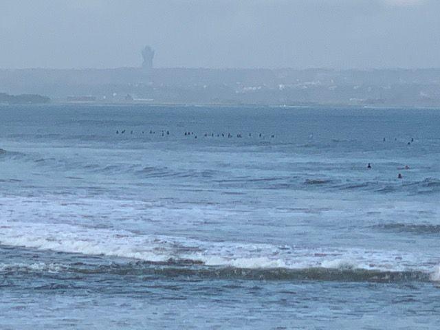 8698 - マネックスグループ(株) 宣教師君へ、わしはバリに居るよ。 日本は5月中旬から戻っておらんぞ、そりゃ、もう一つ 海の写真。(沖