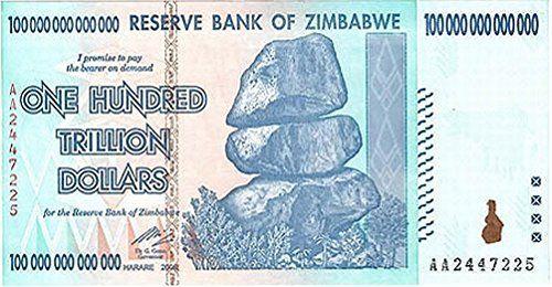 1540 - 純金上場信託(現物国内保管型)   世界がジンバブエ化へ突き進んでいます・・                       ヒィィィィ