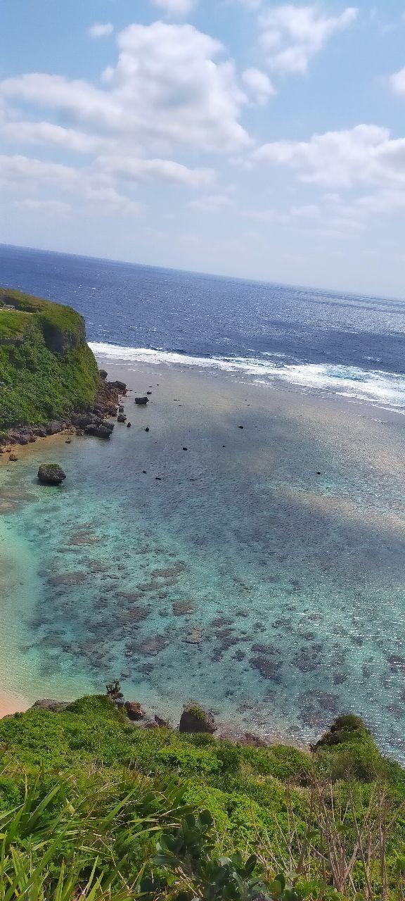 Happyな取引 今日の...キレイで 見飽きない。 だから 沖縄はすきなんだよね。 コロナが 落ち着くしか。