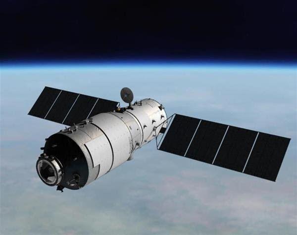 ZMPとZMP関連銘柄を語る ⬆これ。( ̄□ ̄;)!! 【制御不能で地球落下へ 中国の宇宙実験室「天宮」 来年1~2月か、落下場所
