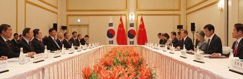 ZMPとZMP関連銘柄を語る ⬆韓国さん、米中ドッチ?!… 【「韓国は米国でなく中国の味方に」…習近平