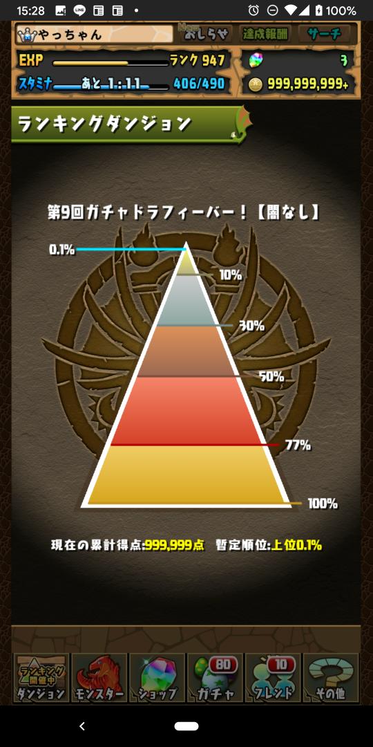 3765 - ガンホー・オンライン・エンターテイメント(株) こんばんは〜! 良かった良かったですね〜!