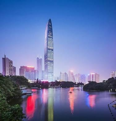 6620 - 宮越ホールディングス(株) 今なお深圳で一番高いビルの京基100の総工費は50億元、約850億円。1200億の規模って、ね。