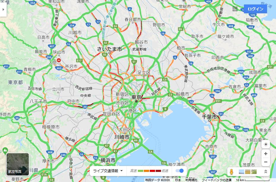 3092 - (株)ZOZO 今朝、久しぶりに高速道路が渋滞。 緊急事態宣言なのに。  首都圏なのに。  なんでだろ。 自粛疲れ?