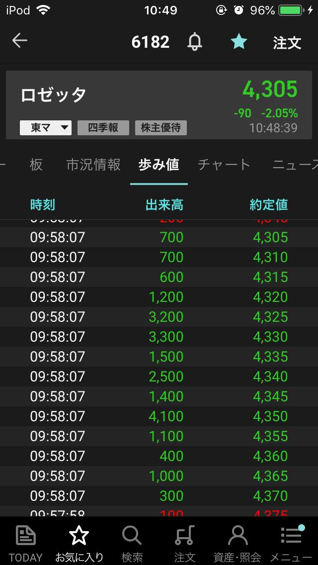 6182 - (株)ロゼッタ この売り…