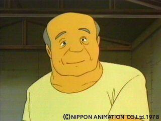 アニメのキャラクター名でしりとり ルカ  未来少年コナン
