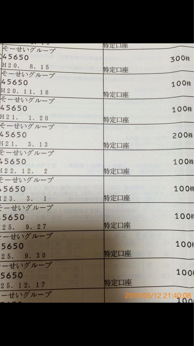 4565 - そーせいグループ(株) 10年前はそーせいを高校生のお小遣いくらいの値段で買えたよね♪╰(*´︶`*)╯♡  掲