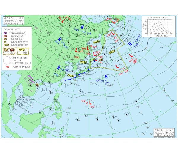 証券会社の注目記事はどうか 天気図(実況・予想) アジア太平洋域  気象庁