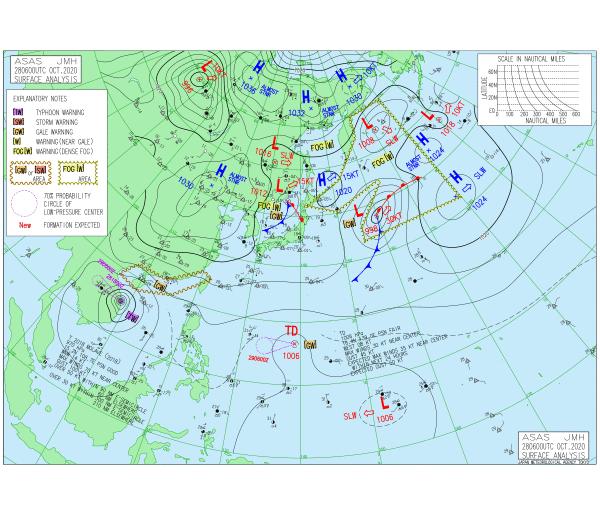 証券会社の注目記事はどうか 天気図 (実況・予想) アジア太平洋域  気象庁
