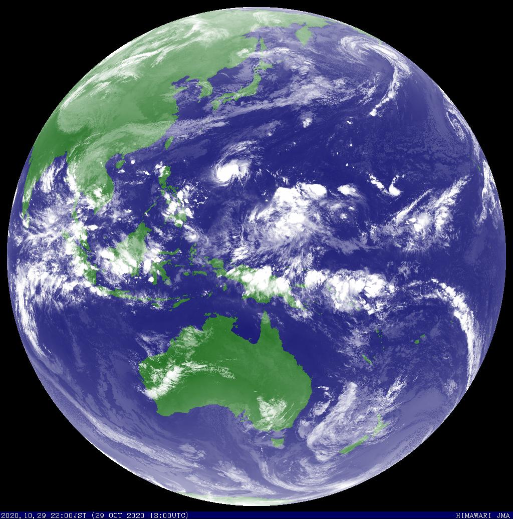 証券会社の注目記事はどうか 静止気象衛星 全球 赤外  気象庁