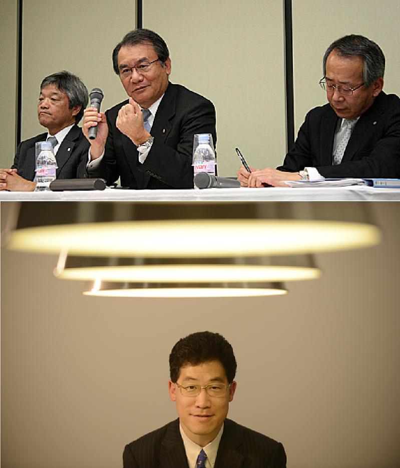 9413 - (株)テレビ東京ホールディングス 竹中平蔵、BSテレ朝の日曜スクープという番組にも出ていました。  ちらっと見ただけですが、隣に座って